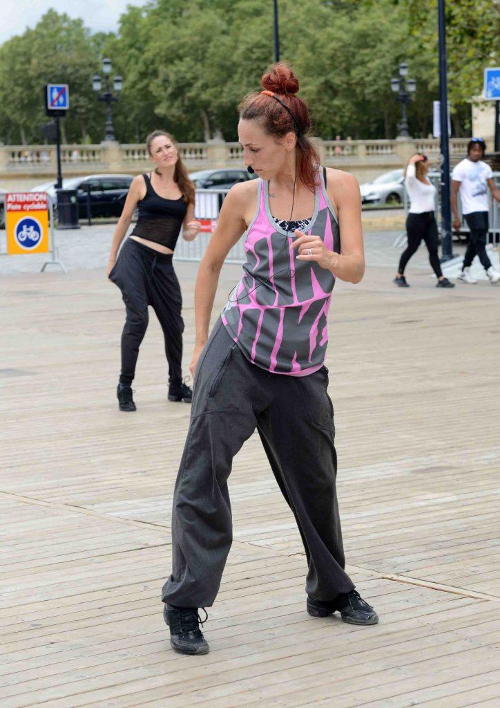 école de danse l'atelier chorégraphique stade de danse bordeaux marina torres